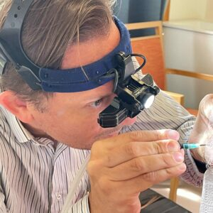 ear wax suction at Ability Hearing and Balance