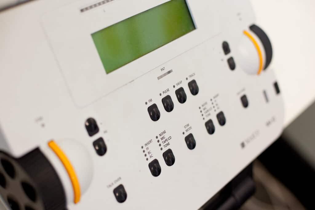 Audiometer Hearing Check Hobart