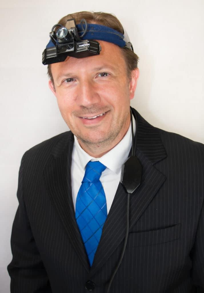 Nick Modrovich Audiologist Hobart