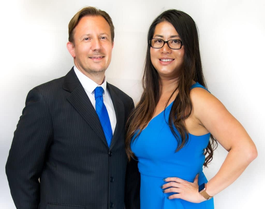 Tasmanian Audiologists Nick and Heidi Modrovich